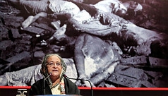 Sheikh Hasina: 'Quiet!' won't shut people up