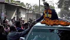 Ranga starts polls campaign in Rangpur...