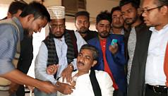 Lakshmipur BNP candidate Annie's campaign...