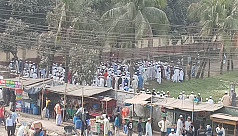 One killed, over 200 injured in Tabligh...