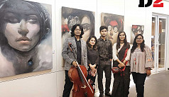 'Winning with Art': Month-long art exhibition...