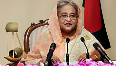 PM Hasina to leave for London on...