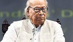 Poet Shankha Ghosh to attend Ekushey...
