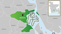 Teenager burnt over phone dispute in Barisal