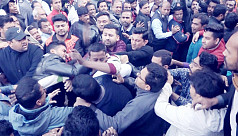 Chhatra League clash over paying respects...