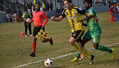 Saif Sporting make winning start
