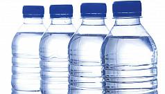 Five substandard bottled water companies...