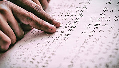 Distribution of Braille textbooks needs...