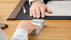 Report: Bribery threat risk high in...
