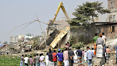 444 illegal structures demolished on...