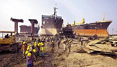 Worker dies in Chittagong shipbreaking...