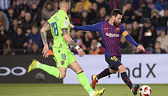 Barca at risk of Copa expulsion after...