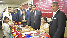 Begum Laila Alam Chess begins