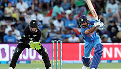 Kohli bows out with India undefeated...