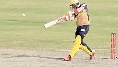 Evans scores maiden ton, Kings beat...