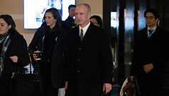 US negotiators in Beijing for trade...