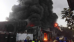 Jute mill fire under control in...
