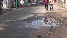 Road restoration work worth Tk31 lakh...