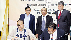 Adani-Wilmar to invest Tk3,350cr in Bangabandhu Industrial City