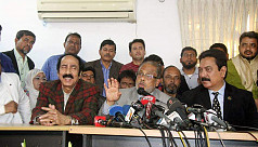 Jatiya Party again decides to join Awami...