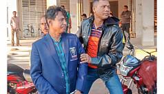Dhaka Tribune journalist placed on...