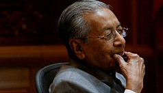 Malaysia's Mahathir seeks China's understanding on scrapped $20bn rail deal
