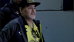 Maradona out of hospital after internal...