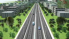 Construction work of Dhaka Bypass begins...