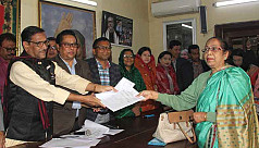 624 female aspirants collect AL nomination forms on first day