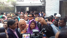 Moushumi collects Awami League nomination...