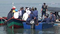 Capsized trawler untraced for 3 days in Munshiganj