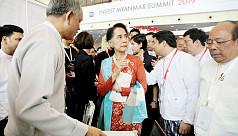Suu Kyi to investors: Myanmar is open...