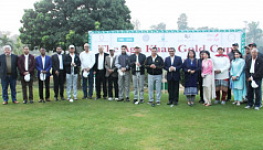 Aga Khan Gold Cup Golf Tournament begins on Friday