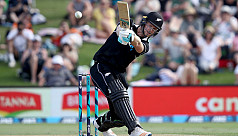 Neesham blasts 34 in an over
