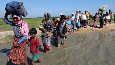 UN report: Myanmar troops' sexual violence against Rohingya shows genocidal intent