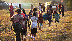 UN chief in Myanmar concerned over fighting...