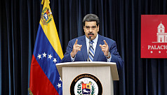 Maduro dismisses legitimacy questions...