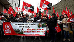 US, Turkey at odds over Kurdish fighters...