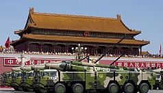US eyes Taiwan risk as China's military...