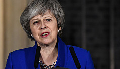 UK PM May refuses to rule out 'no-deal'...
