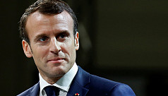 Macron's party rules out joining EU...