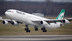 Germany bans Iranian airline from its...