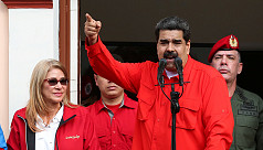 Maduro rallies military support as US...