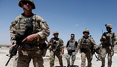 Report: US considers pulling troops...
