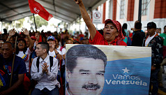 As opposition girds in Venezuela, Maduro...