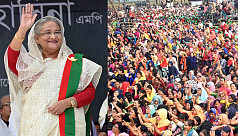 PM Hasina: Govt to work for all