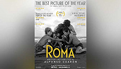 Cuaron's 'Roma' a top winner at Critics' Choice Awards