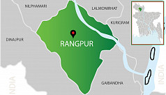 4 killed as train collides with auto-rickshaw in Rangpur