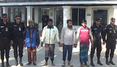 RAB arrests 4 suspected top JMB men...
