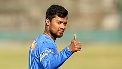 Sabbir: Playing for Bangladesh again...